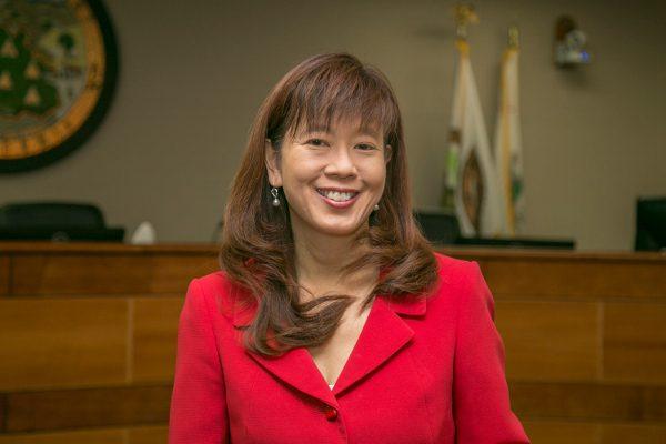 专访:佛利蒙首位华裔、女性市长高叙加