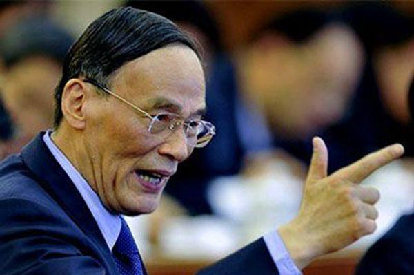 中纪委原主任魏健涉嫌受贿被带走调查
