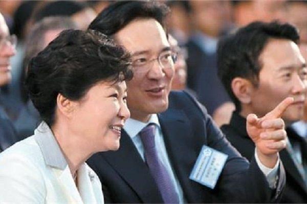 被控参与腐败丑闻 法院批捕三星集团副社长李在镕