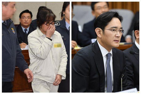 朴槿惠闺蜜崔顺实被追加贿赂等新罪