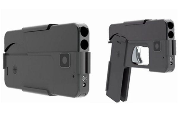 iPhone式手枪或将流入欧洲 警方呼吁监管