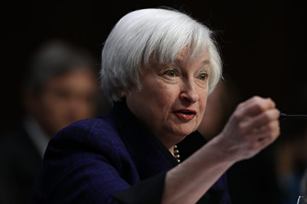 耶伦:2019年底前 美联储每年将多次加息