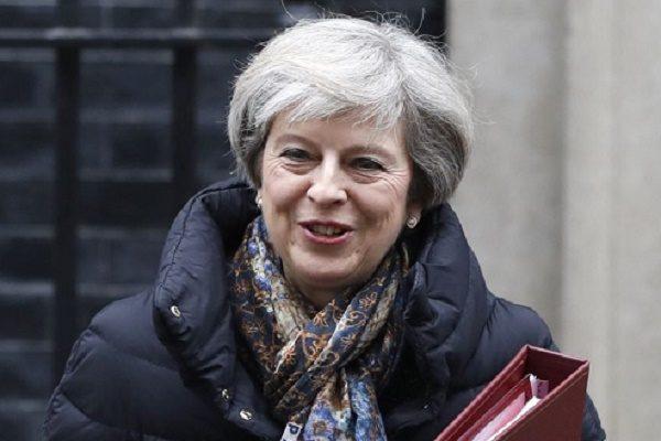 英国首相访美 重振美英特殊关系