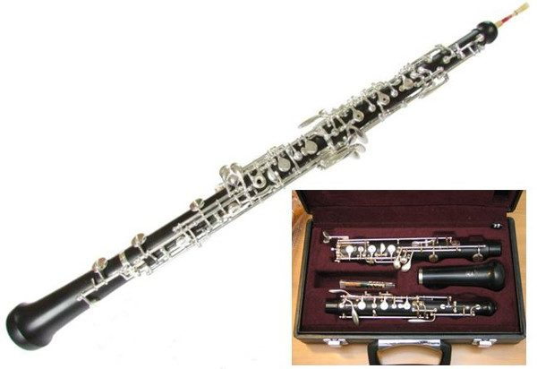 乐器巡礼之双簧管(一)