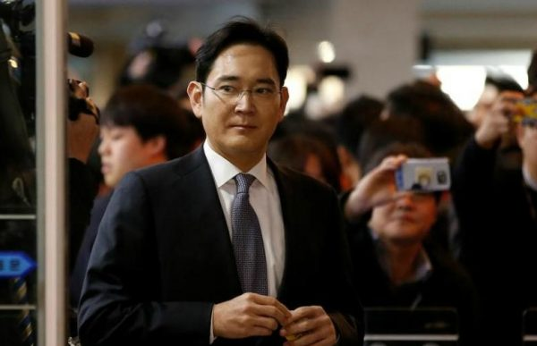 涉嫌与朴槿惠幕后交易 韩检申请三星副主席逮捕令