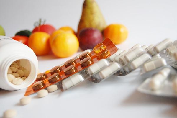维生素产品 (图片:pixabay )