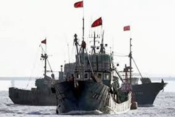 韩国严打大陆非法捕捞 称无涉部署萨德