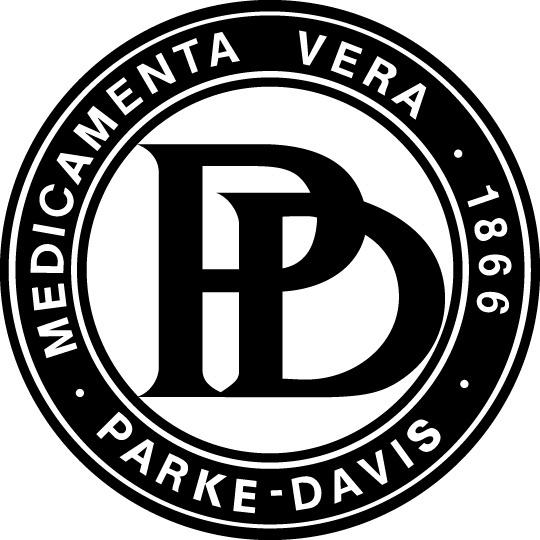 ParkeDavis 商标 (网络图片)