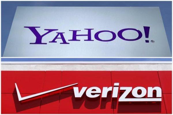 Verizon收购雅虎交易完成,梅耶尔离职。(网络图片)