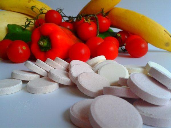 维生素药片(pixabay 图片)