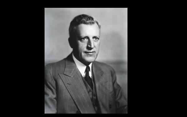 美国科学研究委员会食物与营养分会主席罗素·怀尔德Dr. Russell M. Wilder (图片来源: NLM)