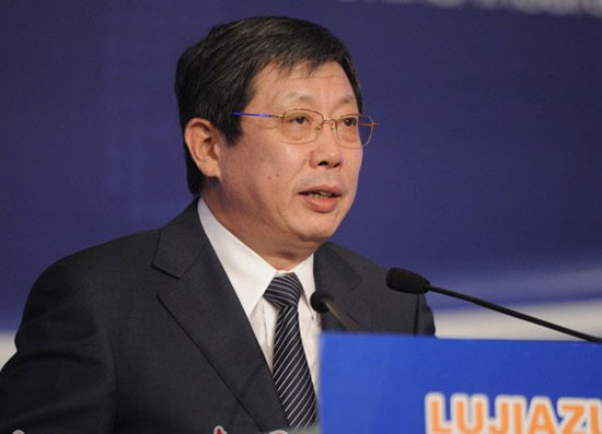 上海市长杨雄辞职