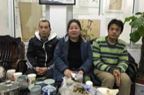人权工作者叶海燕因声援邓相超被断水断电