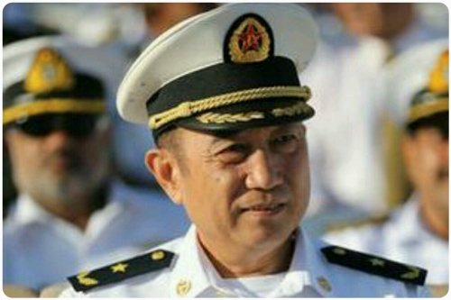 袁誉柏传出任南部战区司令
