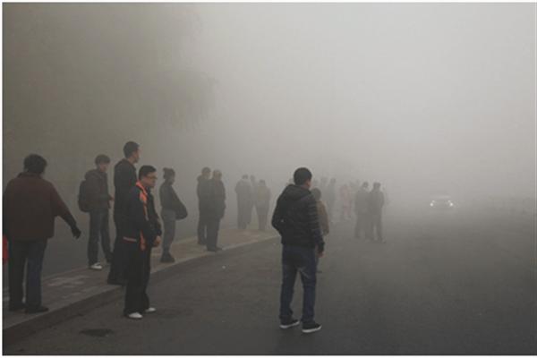 空气污染可伤害大脑或增加患老年痴呆几率