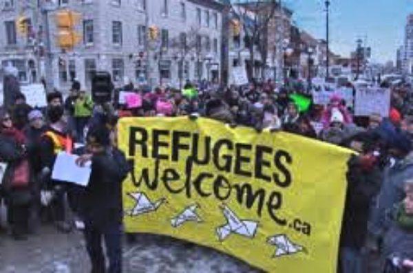 """加拿大正在成为非法移民的""""天堂""""?"""