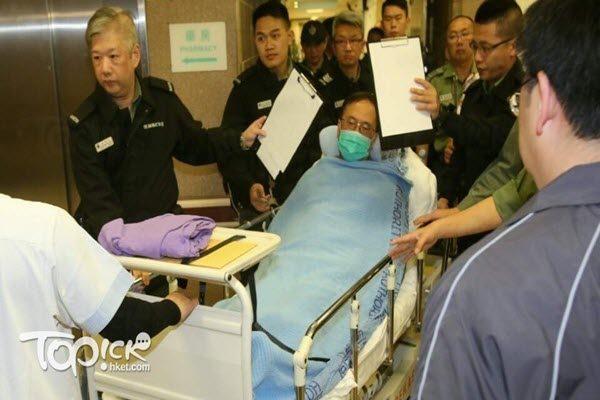 香港前特首曾蔭權被判刑 中共官媒集體噤聲