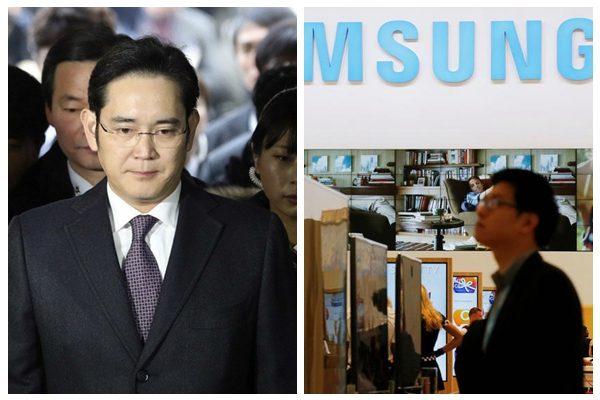 韩财贸界:李在镕被捕或重创经济 三星鼎力为少主脱罪
