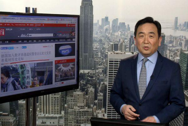 【今日点击】川普坚持对中国操纵汇率的指控 截图