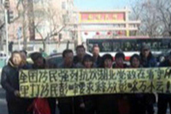 两会前上万名各地访民涌入北京