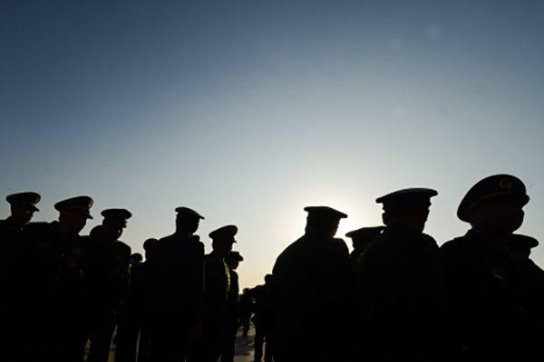 海陆空武警出现人事大调整,有29名军官获晋升少将。(网络图片)