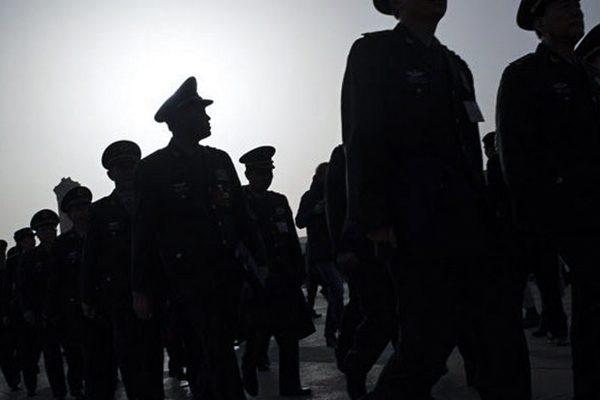 港媒称,至少有16名正师级军官近期已被当局确定为调查对像。(网络图片)
