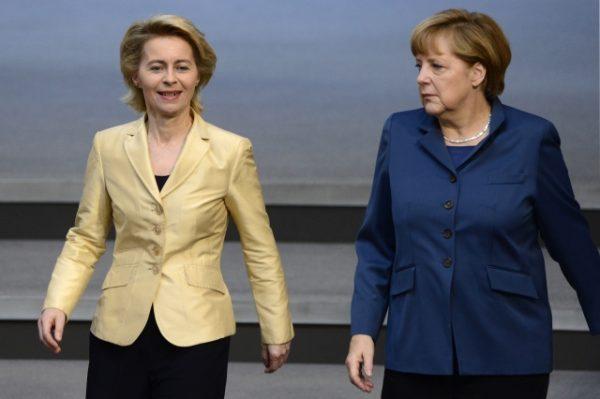 德国防部长承诺北约盟邦将增加国防支出