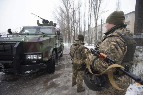 乌克兰实现停火 俄罗斯被控阻碍重建工作