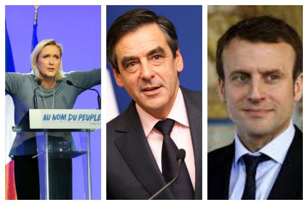 【法国大选】民调:勒庞初选胜出 但大选会败北
