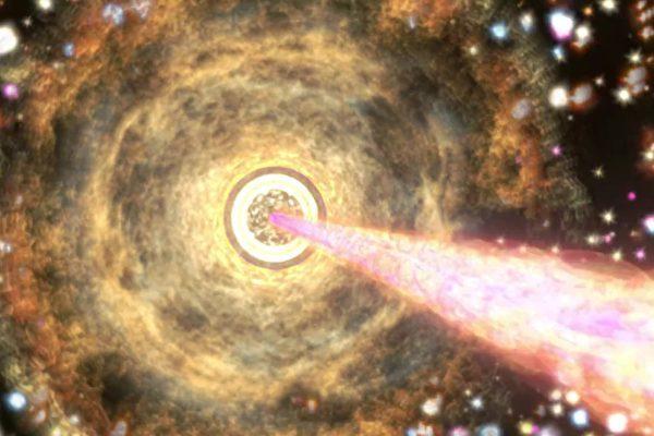 挑战宇宙理论!天文学家发现古老超级黑洞