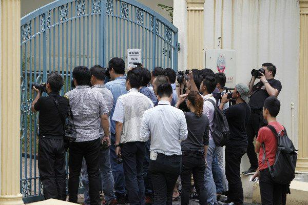 外交豁免权让马国警方调查金正男案遇阻