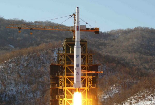 不容小觑的朝鲜核弹(一)