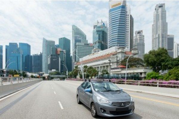 Uber宣布在新加坡构建3D地图