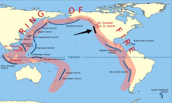 """""""大一号""""超强地震恐来袭 加拿大军方严阵以待"""
