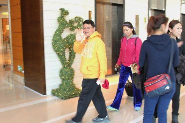 肖建华被带回大陆前 一直以香港四季酒店为家