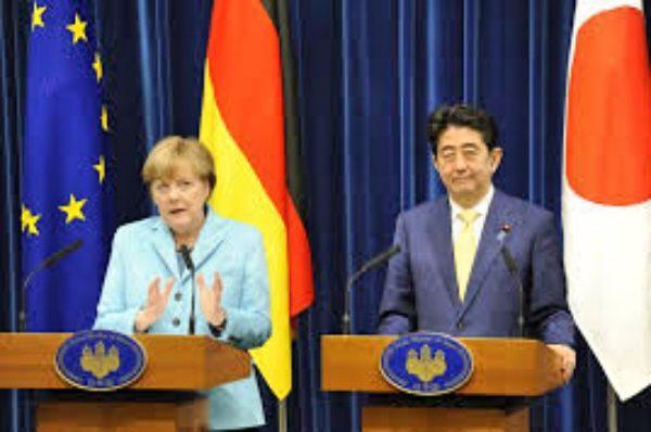 日相安倍访问欧洲四国 广寻自由贸易合作伙伴