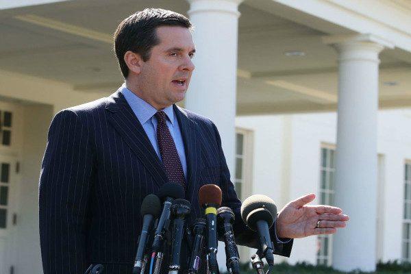 努尼斯:奥巴马政府曾在其政府内部广泛散布监听川普阵营获得的情报