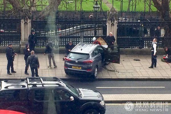 伦敦恐怖袭击嫌犯的母亲:不会宽恕儿子的行为