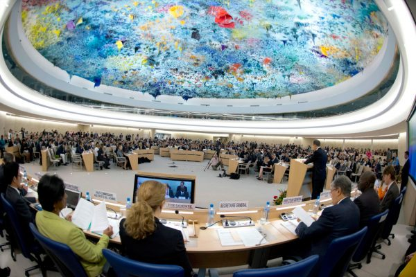 联合国人权会议:关注中国人权和西藏问题