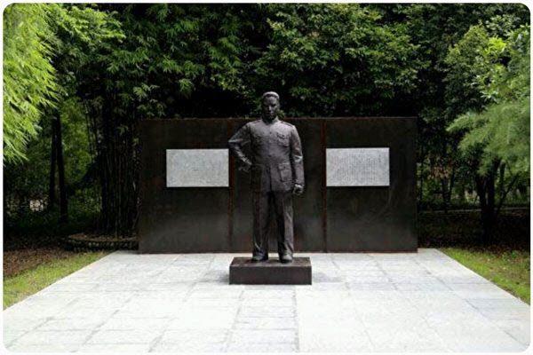 传习近平亲自批示拨款100万元 维修已故国民党中将俞大维墓园
