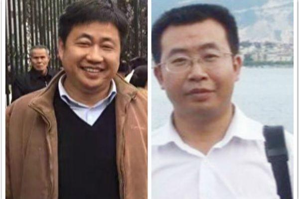 金变玲指控警察屈可曾对谢阳施酷刑要求回避江天勇案