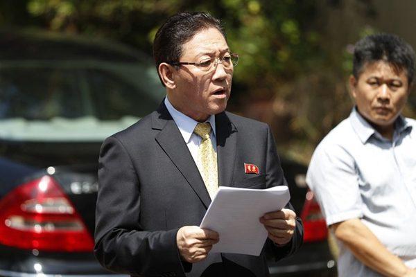 多国朝鲜外交官避规违法 被驱逐出境