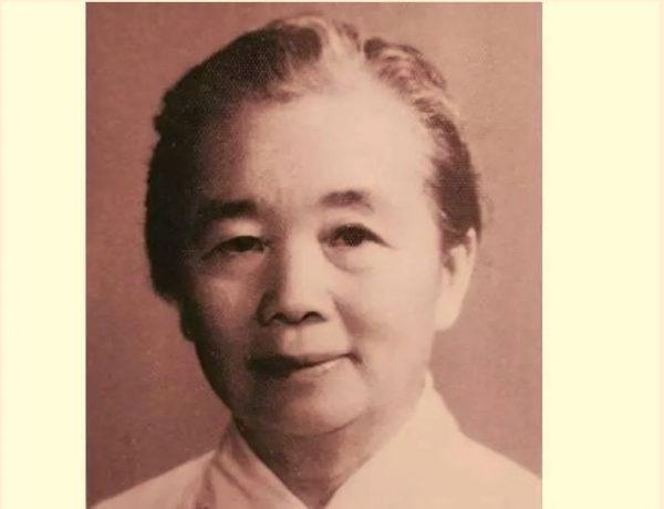文革中纺织工业部副部长张琴秋跳楼自杀