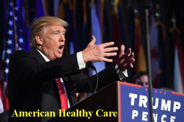 国会角力健保法案,川普概念股失色