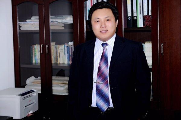 """为709谢阳律师发声 陈建刚被迫""""停业半年"""""""