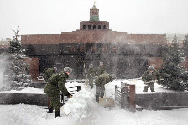 俄罗斯境外东正教教堂吁将列宁尸体从红场移走