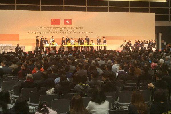 林郑月娥当选香港特首 港人信任中央难上加难