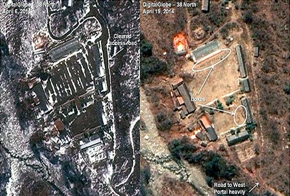美机构:朝鲜第六次核试验准备工作近完成