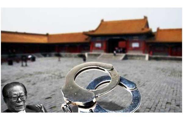 """上海滩""""头号法枭""""背靠江泽民 涉离奇命案 过百人被调查"""