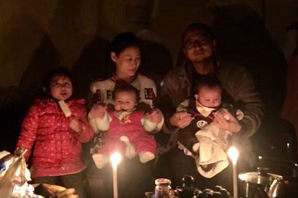 警方迫害致妻精神分裂 王藏控诉
